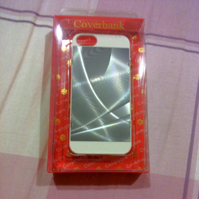 〈全新未拆〉iphone5保護殼