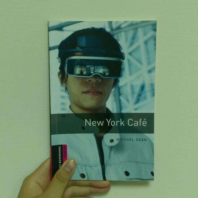 New York Caf'e(英文讀本)