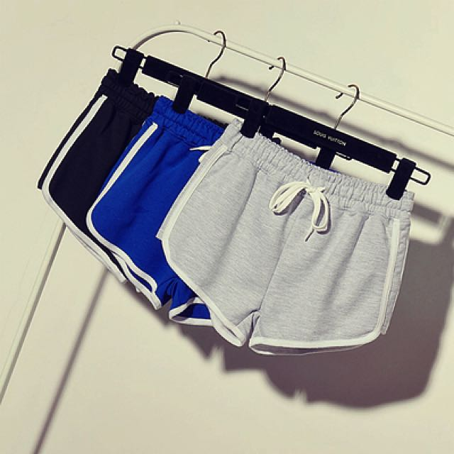 [PO] Runner Shorts (5 Colors Avail)