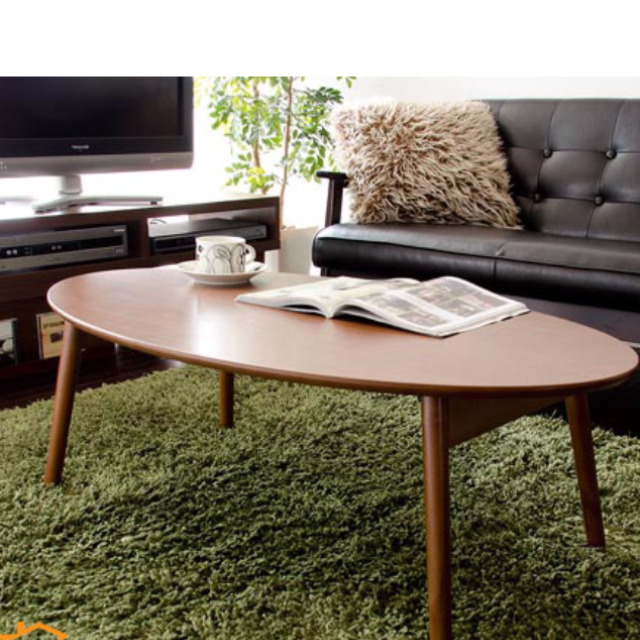 Modern Oval Coffee Tables Singapore