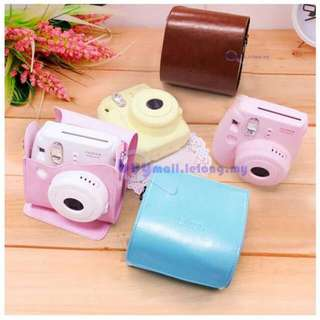 Fujifilm Instax mini 8 fit bag cover with magnet