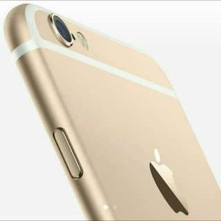 IPhone 6+ Gold 128GB Brand New