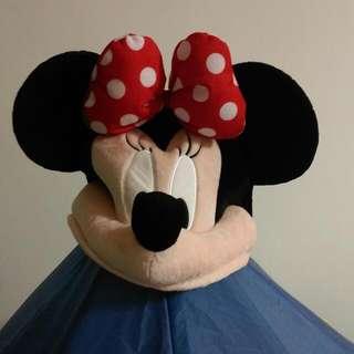 全新迪士尼樂園正版米妮帽