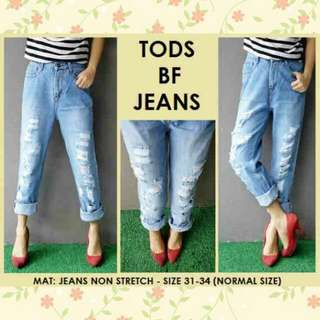 Tods BF Jeans bigsize