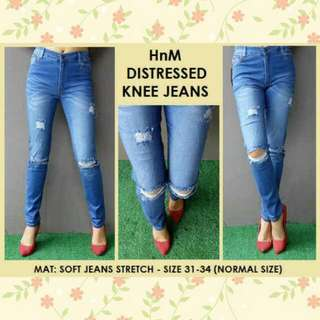 Hnm Ripped Jeans