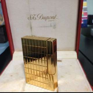Authentic S.T. DuPont Lighter