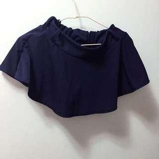 ✨深藍 褲裙