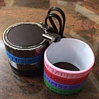 [Brand New] Valore Vsound Bluetooth Speaker