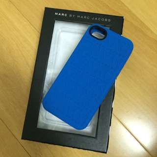 全新 正品 MARC BY MARC JACOBS iphone5/5s手機殼