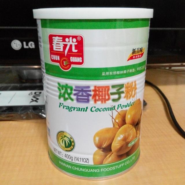 (贈送)春光 椰子粉