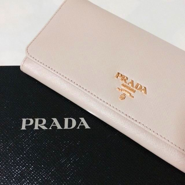 Prada Long Wallet