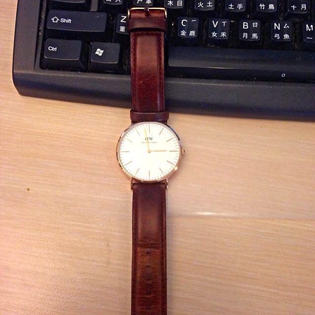 DW 手錶