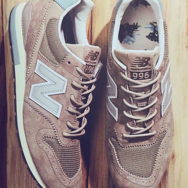 wholesale dealer f7490 2852a INVINCIBLE X NEW BALANCE 996