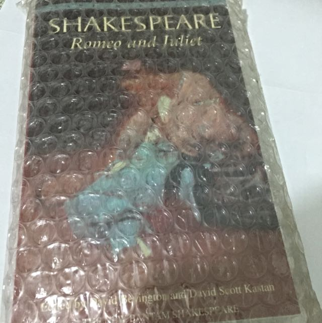 Shakespeare-Rimeo and Juliet