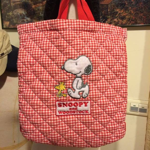 Snoopy環保袋