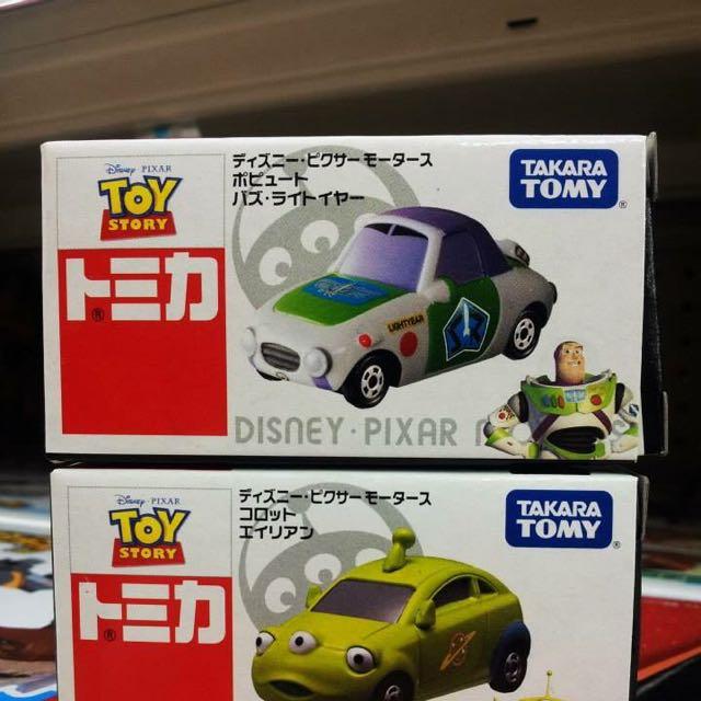日本🇯🇵玩具總動員TOMICA 小汽車