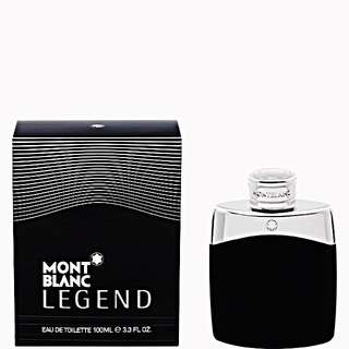 BN Authentic Mont Blanc Legend Eau De Toilette (EDT) 100ml