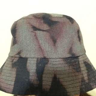 渲染雙面漁夫帽
