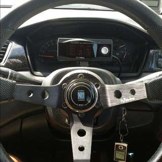 Elevo Marino Steering Wheel
