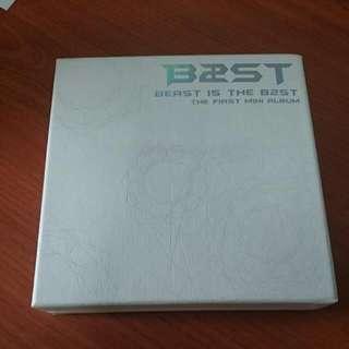 Beast B2ST The First mini Album