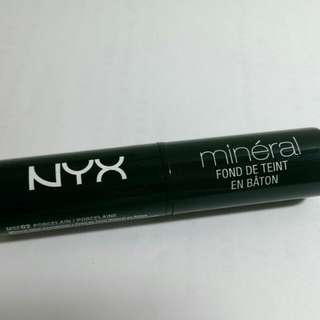 NYX mineral Stick Foundation(粉條)(含運)