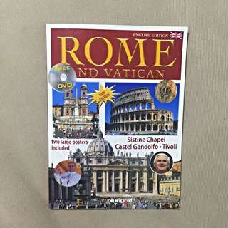 Rome And Vatican Book