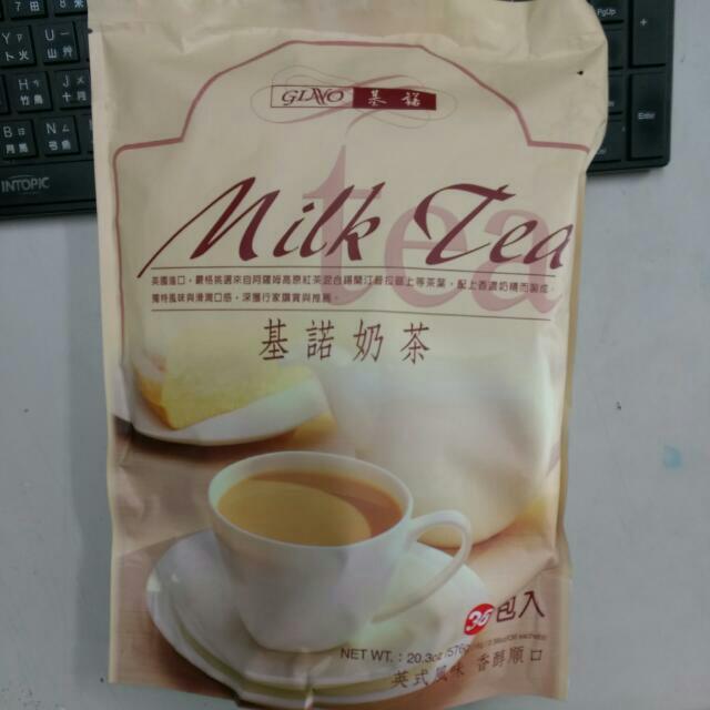 (保留中)基諾奶茶【英式風味】36包入【含運】