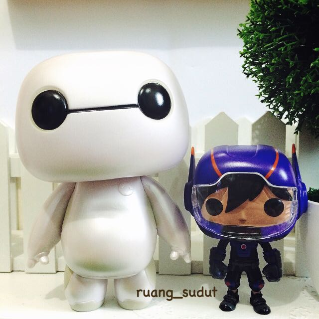 Funko POP! Big Hero 6 Nurse Baymax