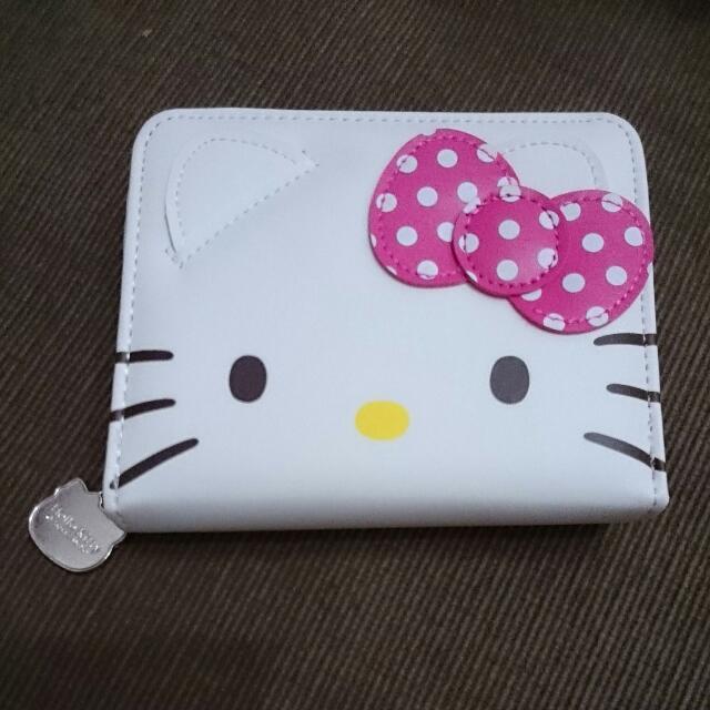 Hello Kitty 短夾