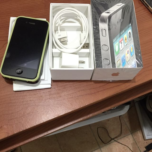 I Phone 4 16g 黑