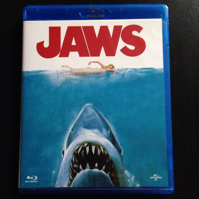 RESERVED Jaws (Blu-ray)