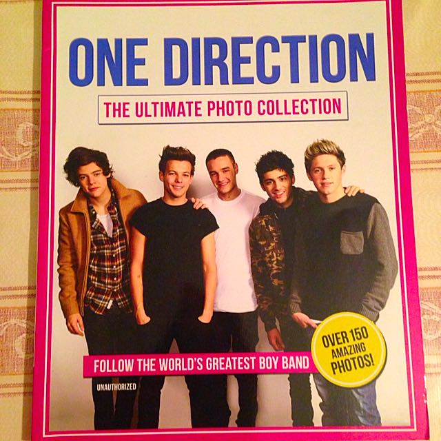 One Direction The Ultimate Photo Collection
