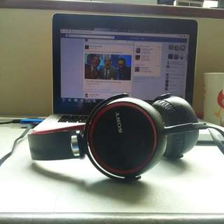 Sony MDR-XB400 [Second Hand]