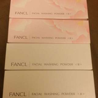 FANCL Facial Washing Powder [ II ]