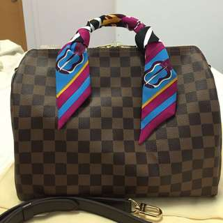 ( Reserved ) Authentic LV Speedy B30
