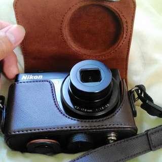 Nikon P300 大光圈夜拍機