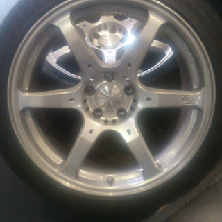 Volk Racing G2 Wheels and Tyres