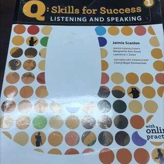 Skills For Success 英文課本