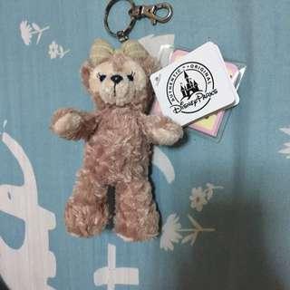 香港雪莉枚新款鑰匙圈吊飾