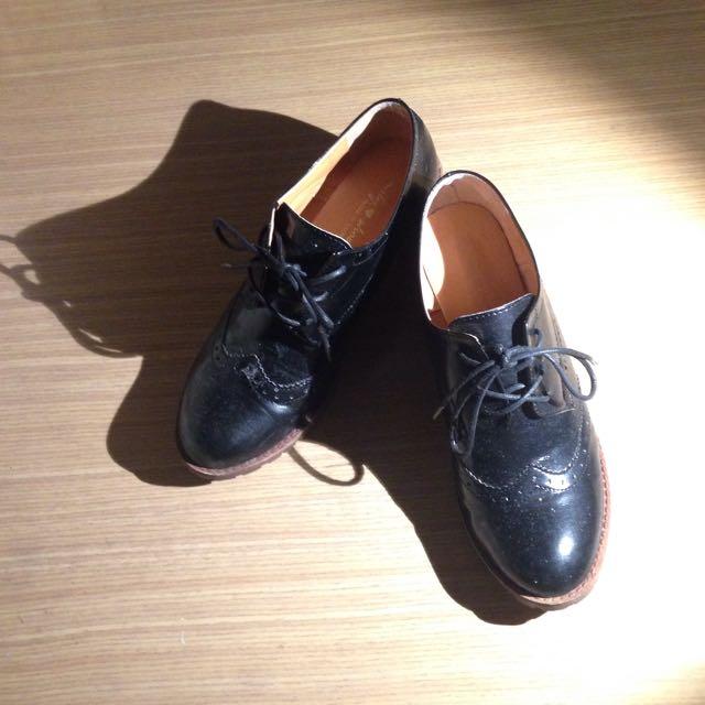 氣質牛津鞋