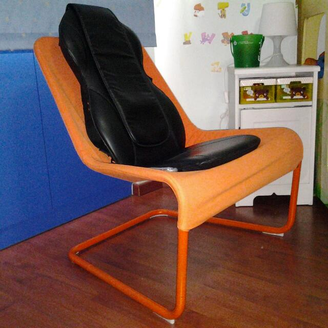 Oto E Relax With Ikea Canvas Chair