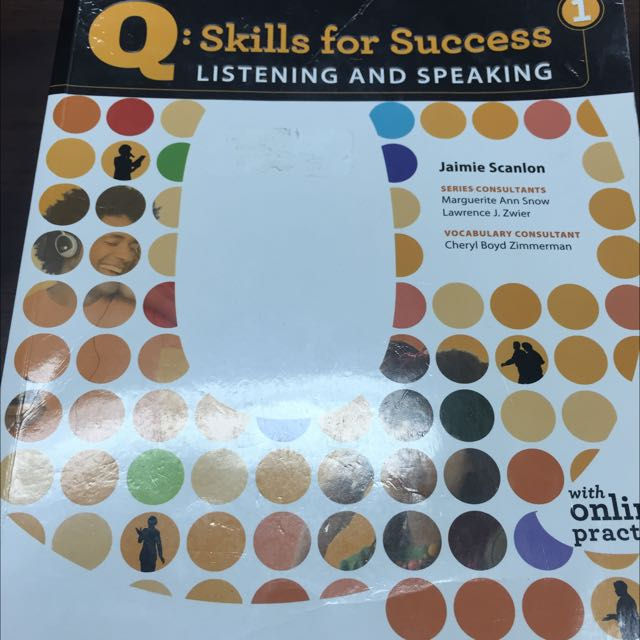 Skills For Success 英文課本