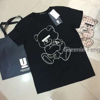 Undercover 經典熊熊T