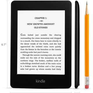 Looking For An Amazon kindle Paperwhite