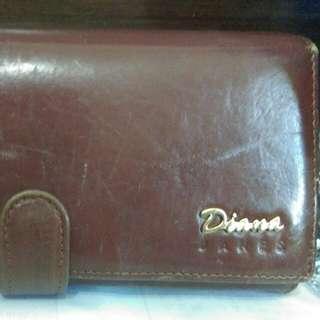 二手Diana皮夾