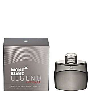 BN Authentic Mont Blanc Legend Intense Eau De Toilette (EDT) 50ml