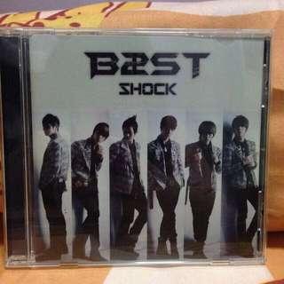 B2ST Japanese Albums