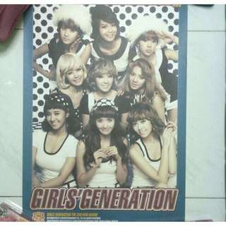 SNSD Hoot LE Poster