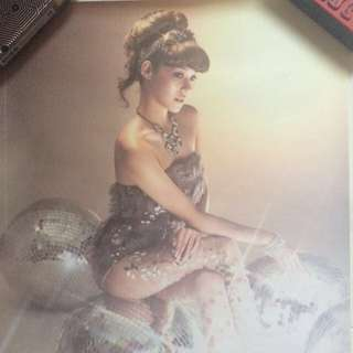 SNSD The Boys Tiffany Solo Poster