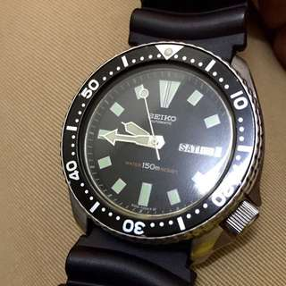 (Price Reduced) Seiko Divers 6309-729A watch